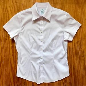 Brooks Brother's Non-Iron Fitted Dress Shirt